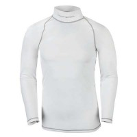 "Rash Guard ""Marshall"" white"