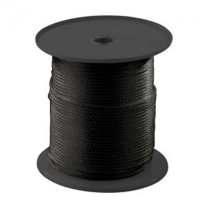 Rubber Rope black Herm Sprenger