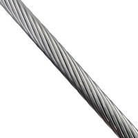 Steel Wire Rope 1x19