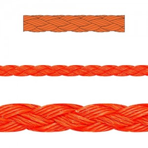 "Polypropylene Rope ""All-Purpose"" 8-strand Ø 8mm"