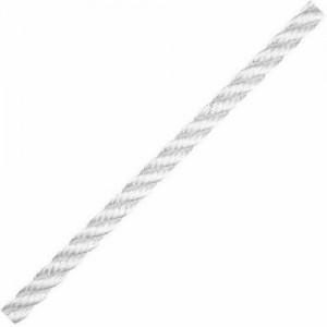 "Polypropylene Rope ""Lirolen"" 3-strand, white"