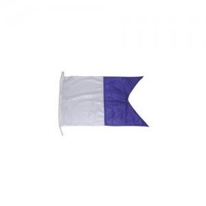 Flag Alpha 45x30cm printed