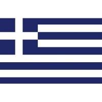 Flag Greece 30x45cm printed