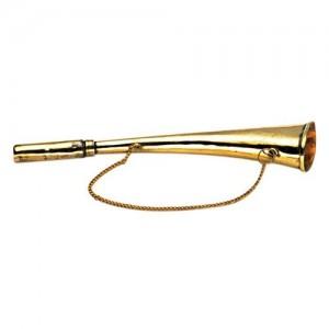 Brass Fog Horn 26cm