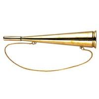 Brass Fog Horn 36cm