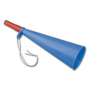 Plastic fog horn 42 cm