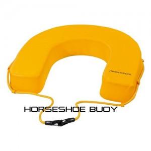 Horseshoe lifebuoy