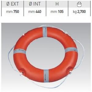 SOLAS Ring Lifebuoy 2,7 kg