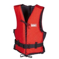 "Lifejacket ""Active ISO"" reversible - red/black"
