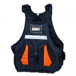 "Lifejacket ""Expedition Kayak PE ISO"" black/orange"