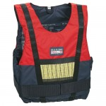 "Lifejacket ""Lake Pro PE"" red/navy"