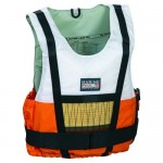 "Lifejacket ""Lake Pro PE"" orange/white"
