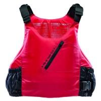 """Lifejacket """"Titanium PE ISO"""" red/black"""