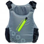 "Lifejacket ""Titanium PE ISO"" gray/black"