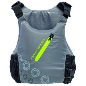 "Lifejacket ""Titanium PE ISO"" gray/black"