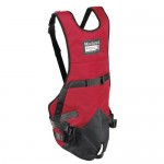 "Trapeze Harness ""ECO"" red/black"