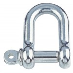 D Shackle A4 6mm