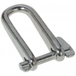 Key Pin Shackle 6mm Viadana