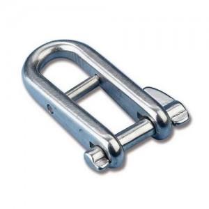 Key Pin Shackle 6mm Trem