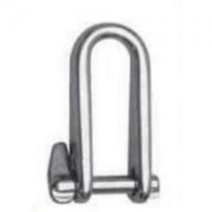 Key Pin Shackle Standard 6mm Trem