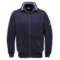 "Men's Cardigan ""Julien"" navy"