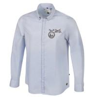 """Men's Shirt """"RR Easy"""" lt. blue"""