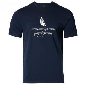 "T-Shirt ""MP 23 SYCP"" navy"