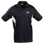 "Polo ""Flair Cooldry"" black"