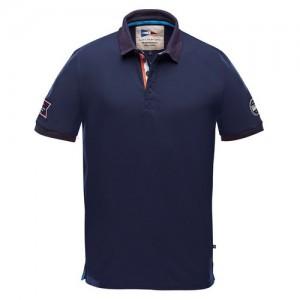 """Men's Polo """"RR Sailing Edin"""" navy"""