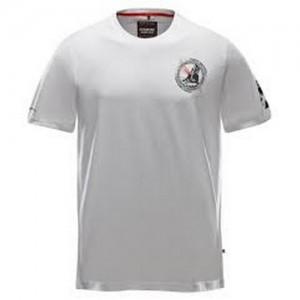 "T-Shirt ""X40 Albany"" white"