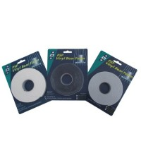 Single Sided Vinyl Bear Foam tape 19mm x 3mm x 3m gray