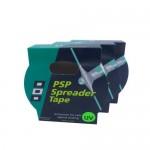 UV Spreader Tape 25mm x 10m lt. grey