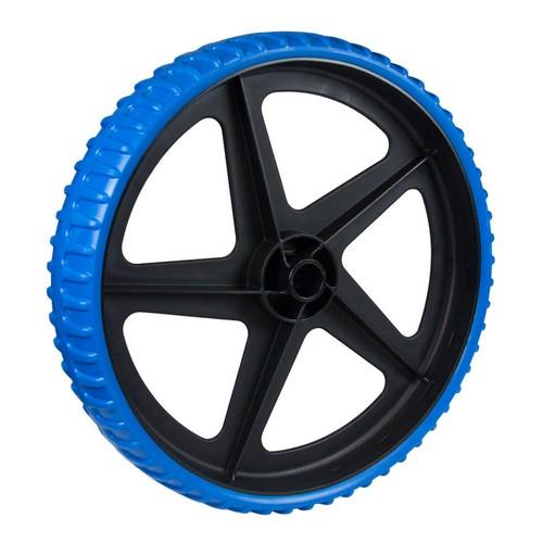 Trolley Wheel 37mm Durastar blue
